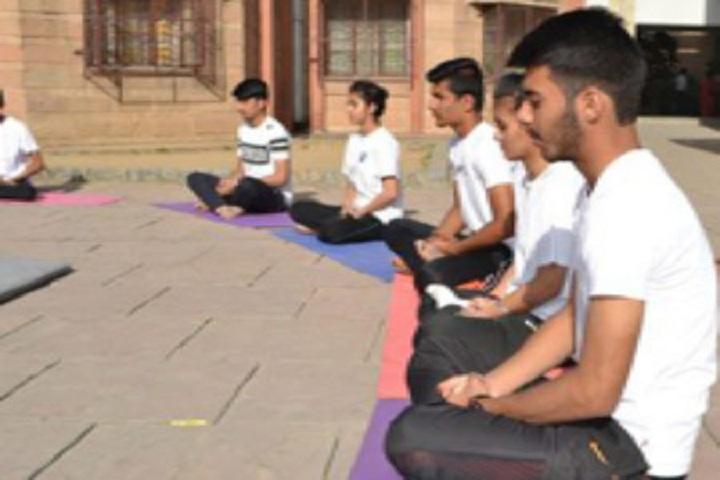 Delhi Police Public School- Activity 1