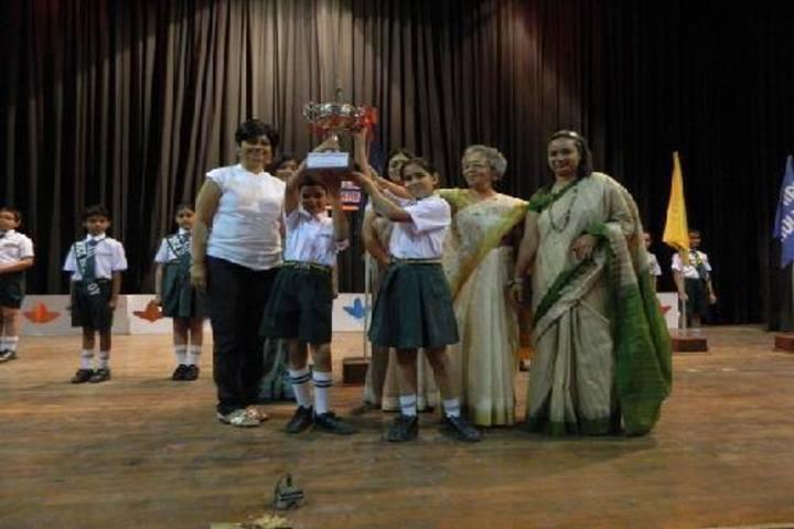 Delhi Police Public School- Awards