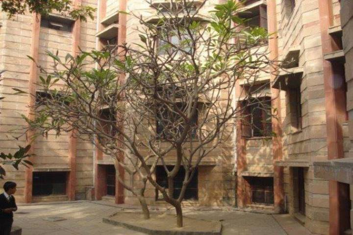 Delhi Police Public School- School Campus
