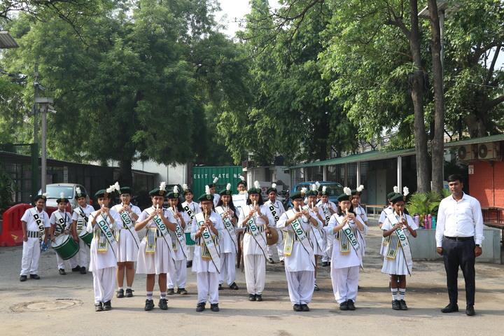 Delhi Public School-Program