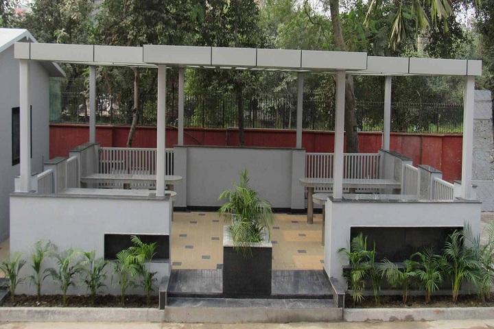 Delhi Public School- Cafeteria