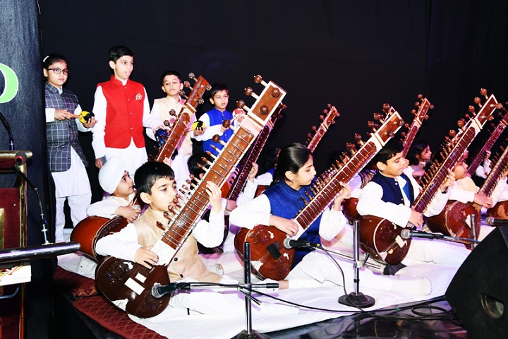 Delhi Public School- Music Competition