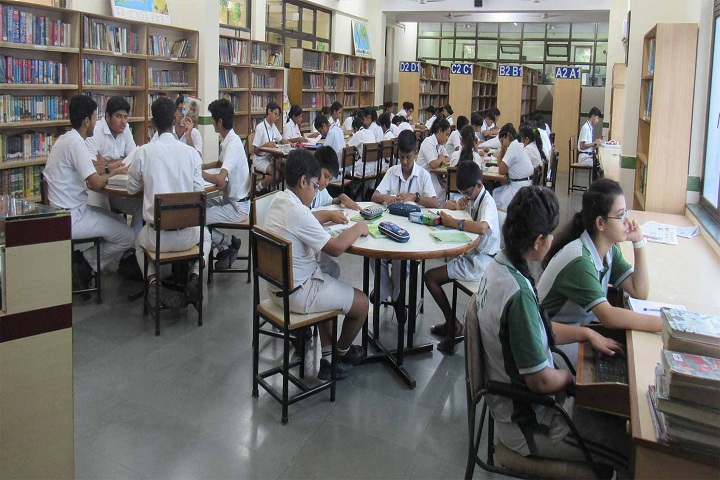 Delhi Public School- Library