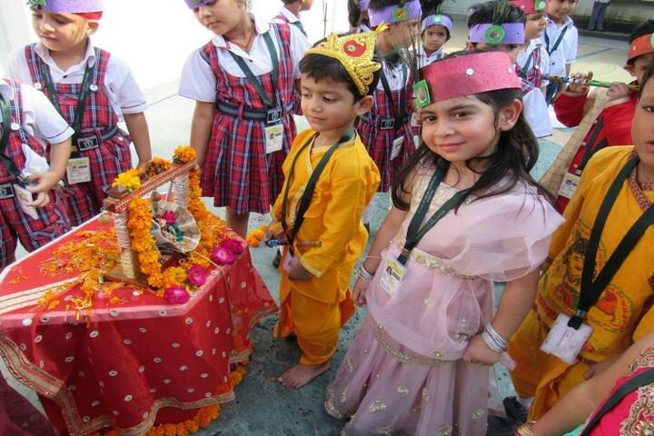 Delhi Public School-Festival Celebrations