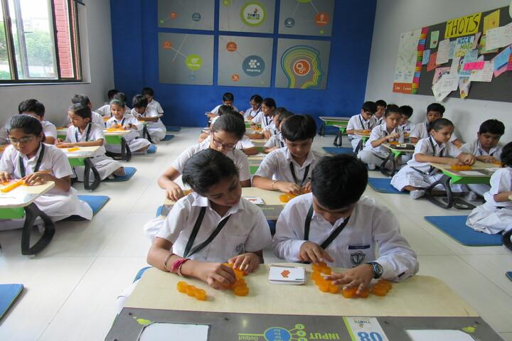 Delhi Public School-Thots