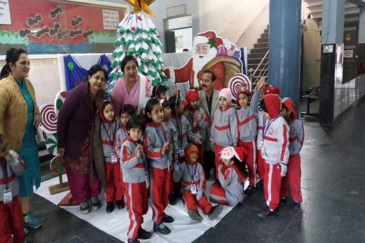 Dev Samaj Modern School-Christmas Celebrations
