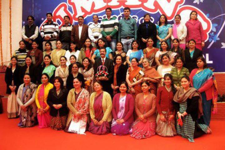Dev Samaj Modern School-Faculty