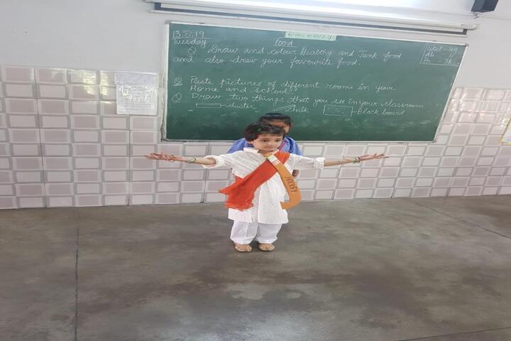 Dev Samaj Modern School-Story Telling