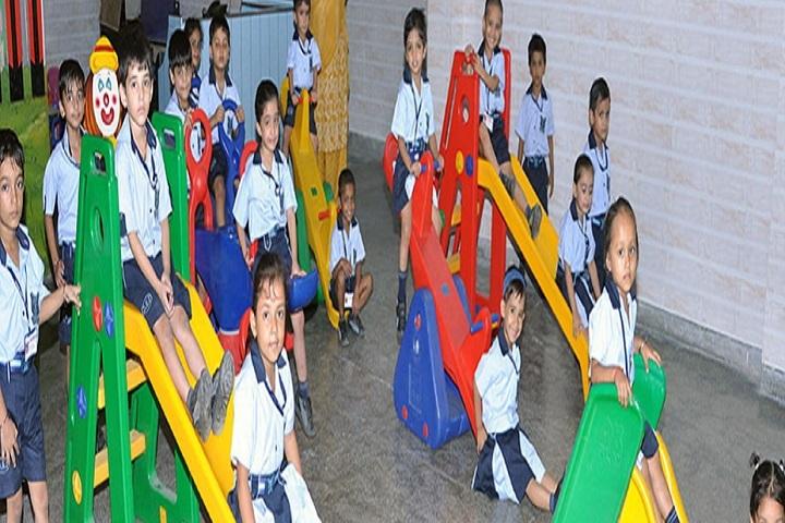 Divine Happy Senior Secondary School-Sports 2