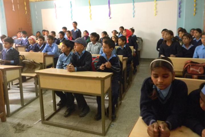Dr APJ Abdul Kalam Cantonment Board Senior Secondary School-Class Room