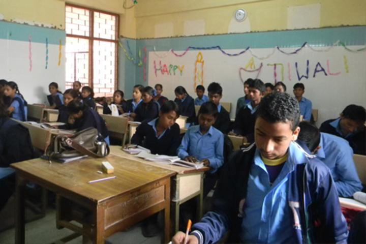 Dr APJ Abdul Kalam Cantonment Board Senior Secondary School-Activity