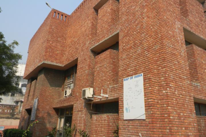 Dr APJ Abdul Kalam Cantonment Board Senior Secondary School-School Building