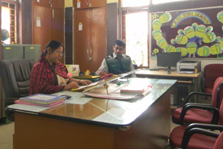 Dr APJ Abdul Kalam Cantonment Board Senior Secondary School-Staff Room