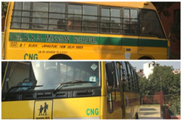 Dr. S.R.S Mission School- Transport