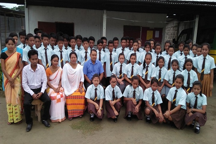 Eklavya Model Residential School- Group Photo