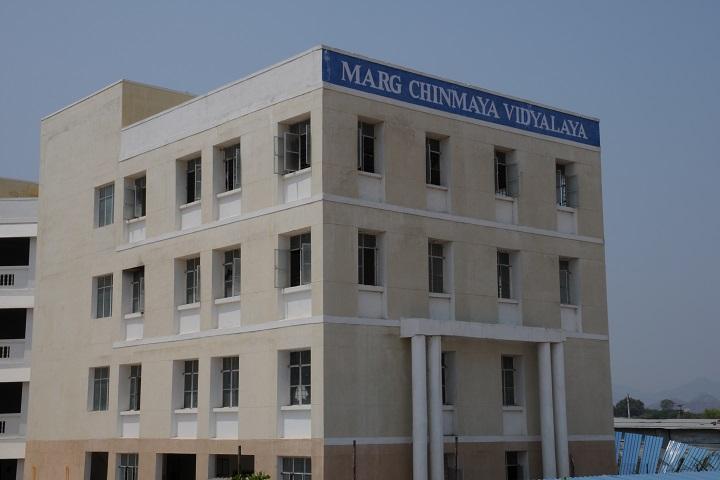 Marg Chinmaya Vidyalaya-Campus View
