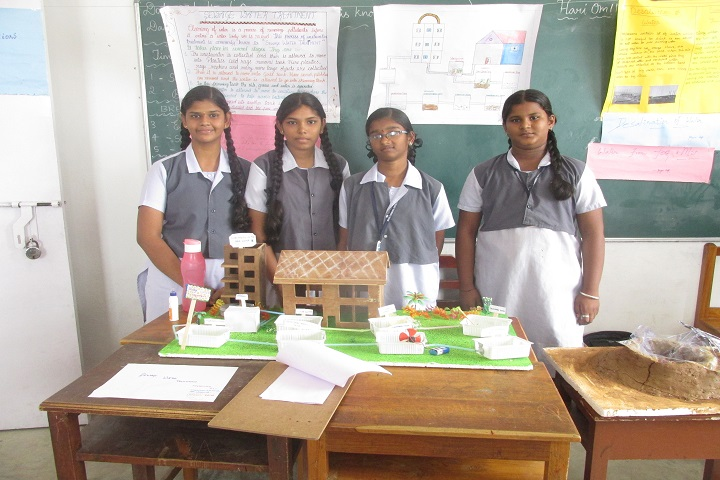 Marg Chinmaya Vidyalaya-Science Exhibition