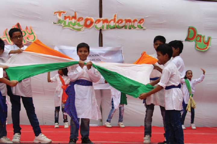 Faith Academy-independence day