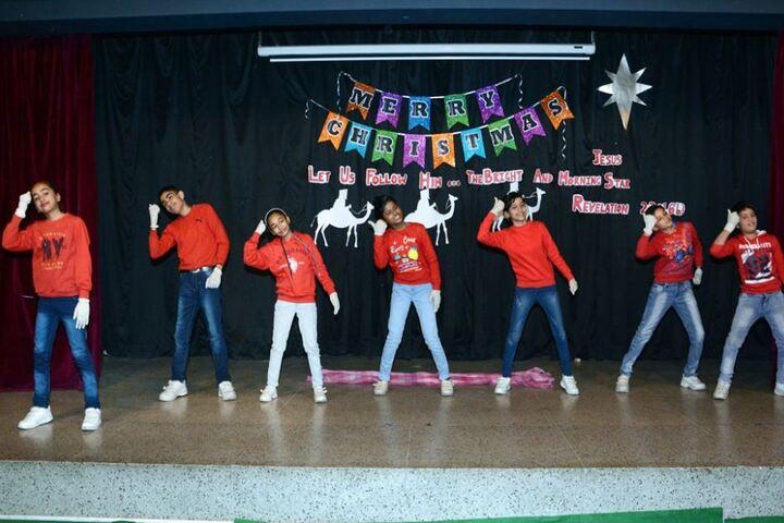 Faith Academy-Dance