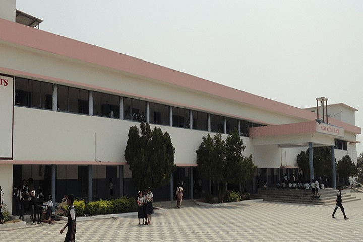 Marymatha English Medium High School-Campus View