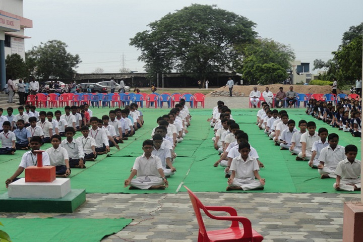 Marymatha English Medium High School-Yoga