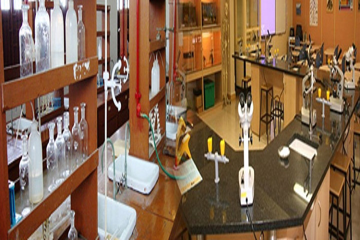 G D Goenka Public School- Science Lab
