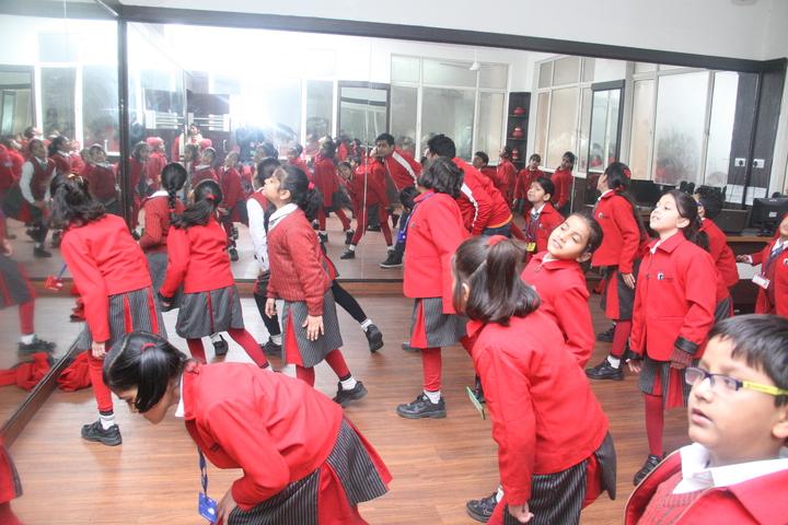 G D Goenka Public School- Dance Room