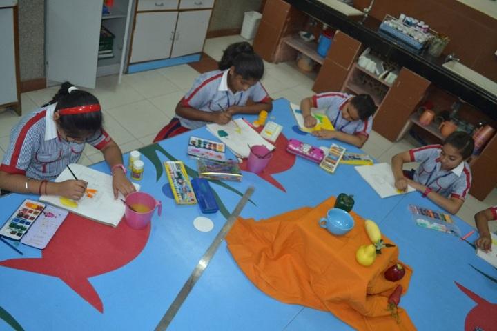 G D Goenka Public School-Art