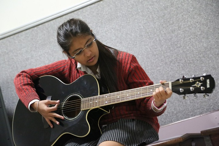 G D Goenka Public School-Music