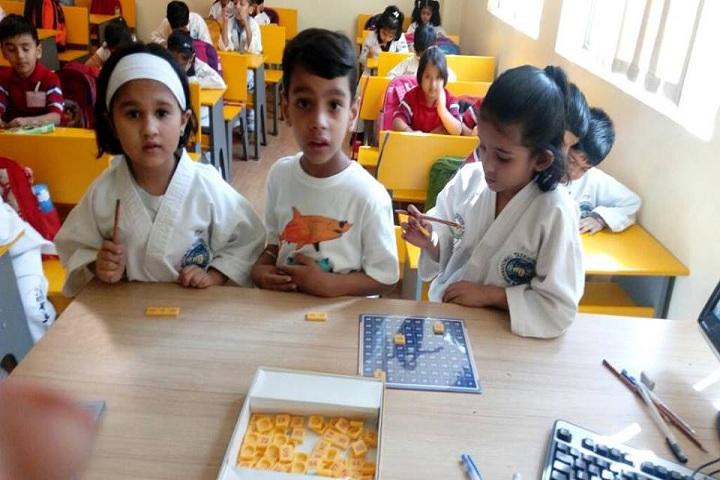 G D Goenka Public School Dwarka-Activity