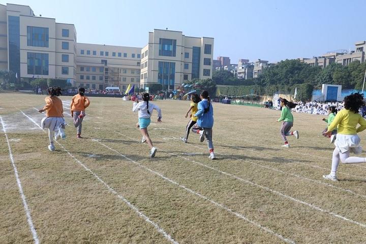 G D Goenka Public School Dwarka-Sports
