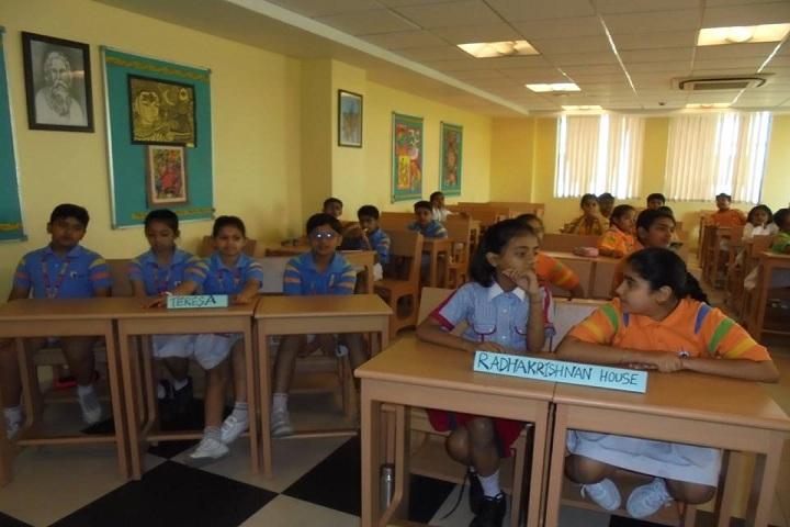 G D Goenka Public School Dwarka-Quiz