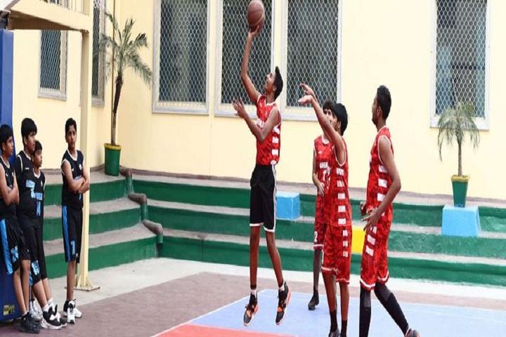 G D Goenka Public School-Sports