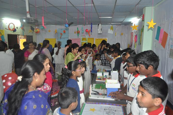 Mnr I Exceed School-Science Exhibition