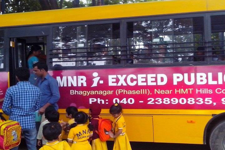 Mnr I Exceed School-Transport