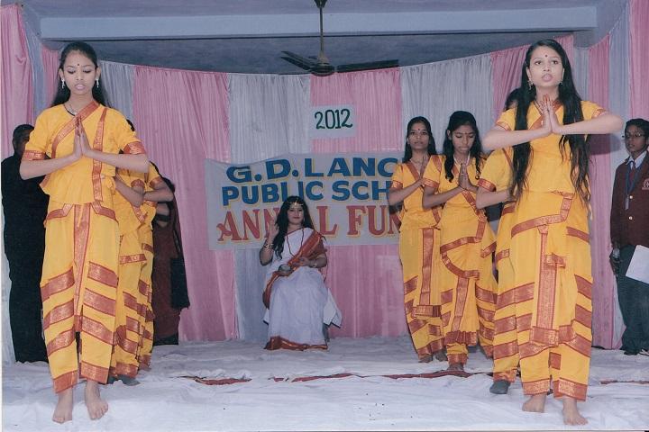 GD Lancers Public School-Annual Function