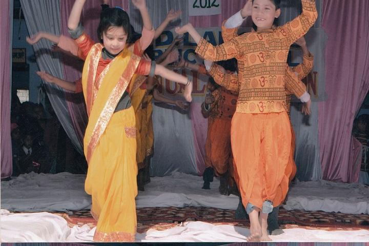GD Lancers Public School-Dance performance