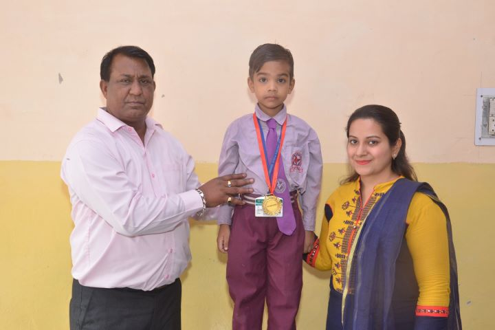 GD Lancers Public School-Award Distribution Ceremony