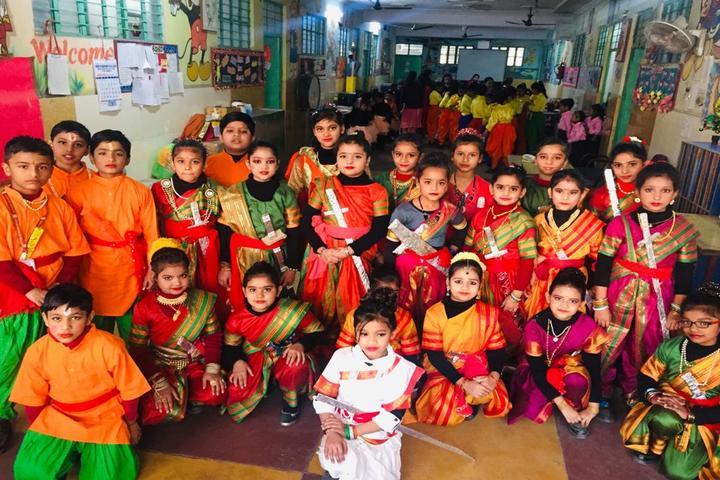 Gagan Bharti Public School-Annual Da