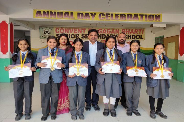 Gagan Bharti Public School-Group Photo
