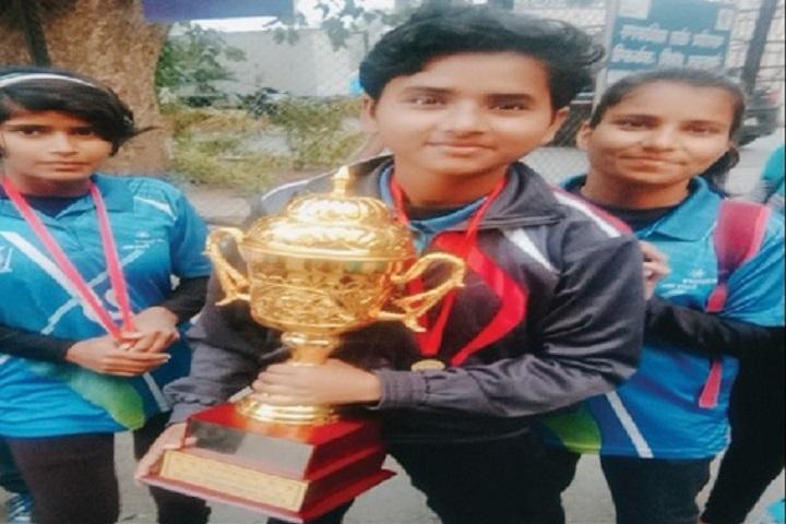 Gagan Bharti Public School-Prize Distribution