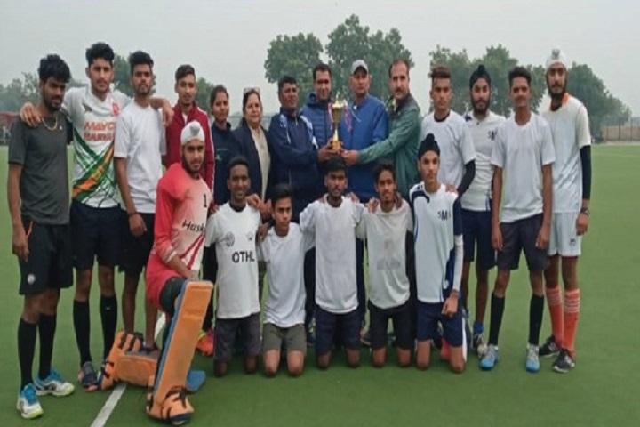 Gagan Bharti Public School-Sports