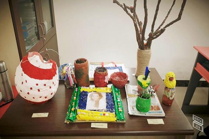 G D Goenka Public School-Art and Craft