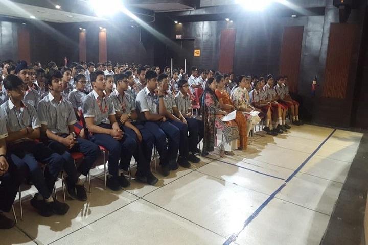 G D Goenka Public School-Auditorium