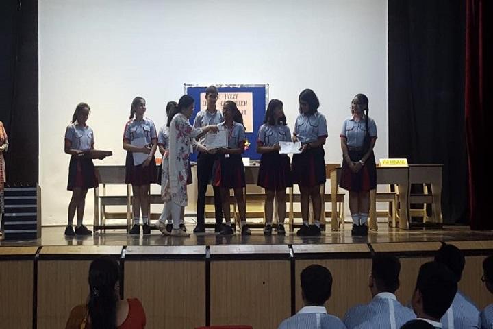 G D Goenka Public School-Certification