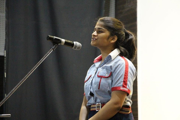 G D Goenka Public School-Student Speech