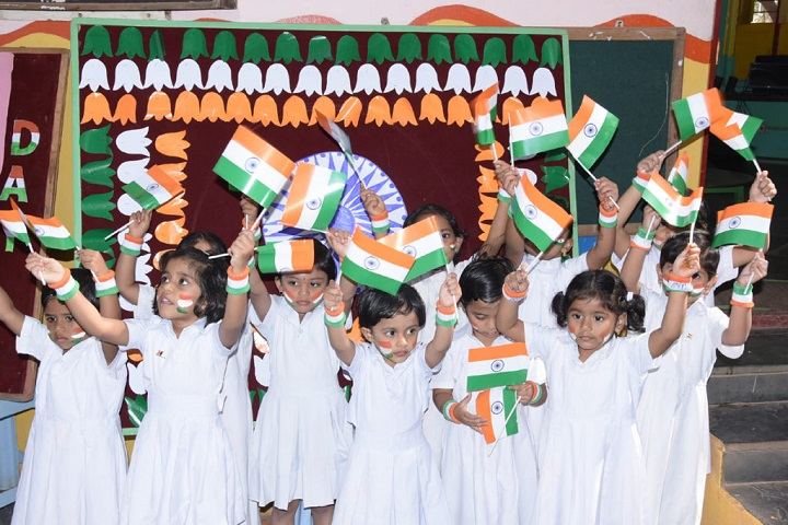 Montessori English Medium Primary School-Events