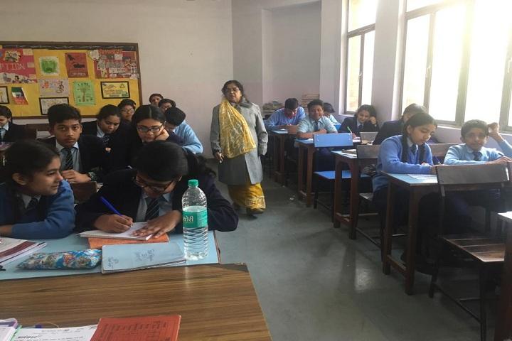 General Rajs Public School-Classroom
