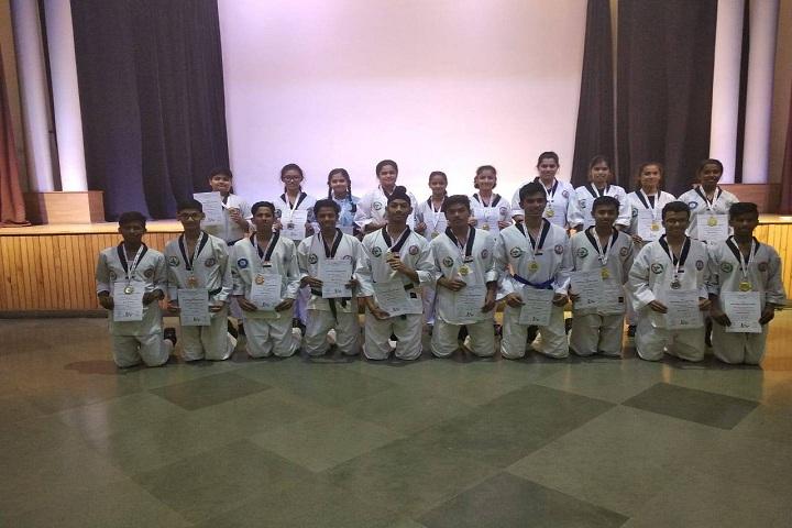 General Rajs Public School-Martial Arts