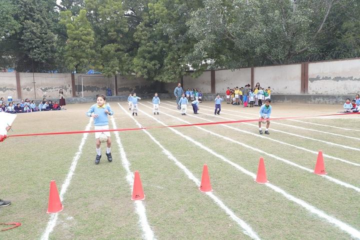 General Rajs Public School-Play Area